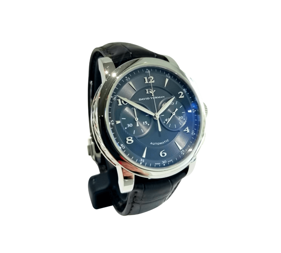 David Yurman Classic Chronograph Watch