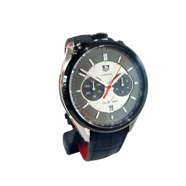 Tag Heuer Carrera 1187 Jack Heuer Edition 50th Anniversary